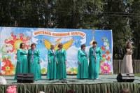 Фестиваль славянкой культуры в с. Елатомка